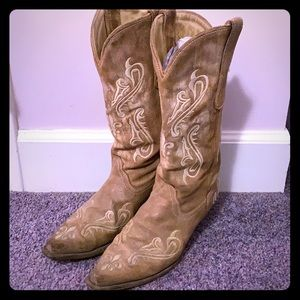 Corral Snip Toe Boots